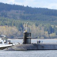 USS Nevada returns to home port