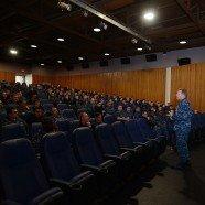 SUBPAC FORCM visits Bangor