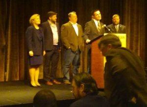 Washington candidates at Libertarian National Convention