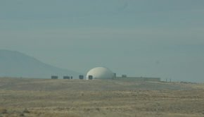 The Hanford Nuclear Reservation is the most contaminated nuclear site in the U.S. (Philo Nordlund/Flickr)