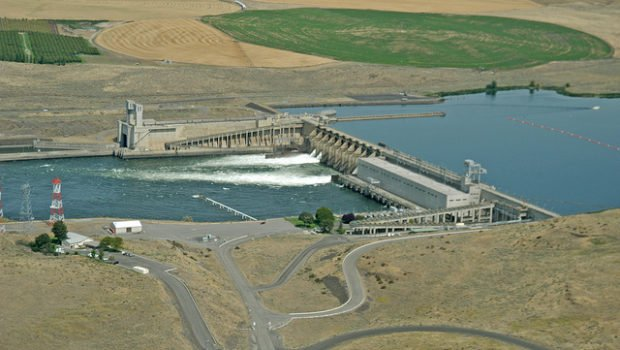 A federal judge will allow $37 million to be spent to improve the Ice Harbor Dam, but the Corps of Engineers will have to give advance notice of future investments. (salmonrecovery/Flickr)