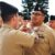 A Degree and Advancement on the Same Day by Naval Hospital Bremerton Corpsman
