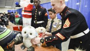 Toys for Tots Kitsap